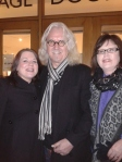 Billy Connolly Cathie Devitt and Anna Devitt