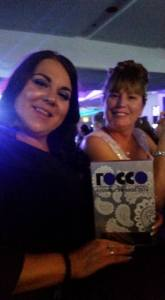 Cathie Devitt & Anna Devitt at the ROCCOs